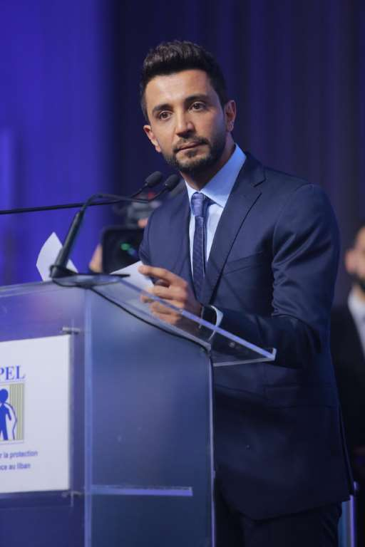 صورة الاعلامي جو معلوف سفيرا لاتحاد حماية الاحداث في لبنان غدا علي LBCIو ال LDC