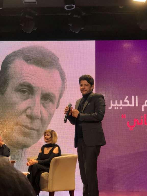 صورة طرابلس تكرم نزار قباني بمركز الصفدي الثقافي