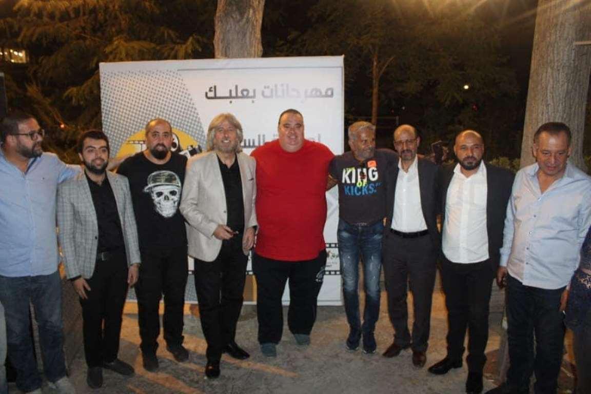 صورة انطلاق مهرجان بعلبك لصناعة السينما في الدورة الخامسة